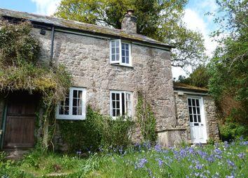 Thumbnail 2 bed cottage for sale in Sharptor, Liskeard