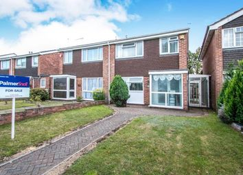 Thumbnail 3 bedroom semi-detached house for sale in Kinson, Bournemouth, Dorset