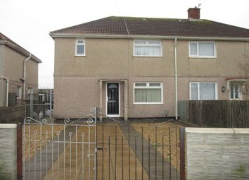 Thumbnail 3 bed semi-detached house for sale in Chrome Avenue, Port Talbot, Neath Port Talbot.