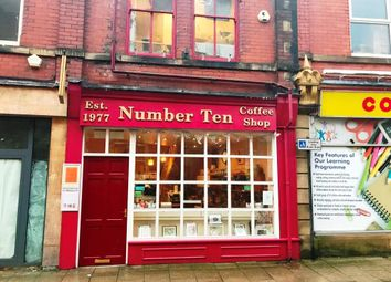 Thumbnail Retail premises for sale in Crompton Street, Bury