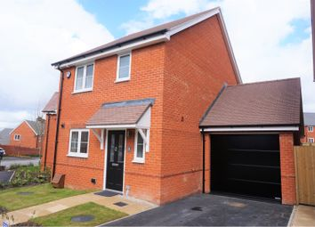 3 bed detached house for sale in Horseshoe Crescent, Ferndown BH22