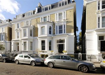 Thumbnail 3 bed flat to rent in Phillimore Place, London