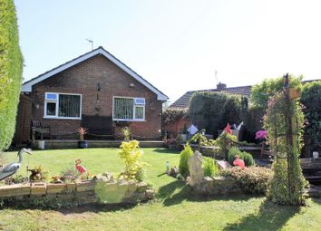 Thumbnail 2 bed bungalow for sale in Charnwood Close, Leicester Forest East, Leicester