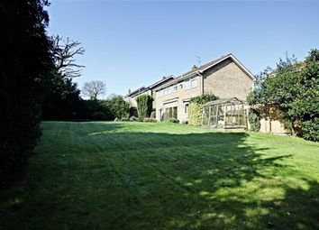 Thumbnail 4 bed detached house for sale in York Close, Kings Langley