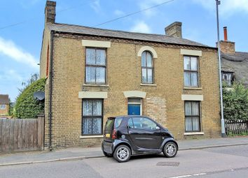 Thumbnail 4 bedroom detached house for sale in Stocks Terrace, High Street, Longstanton, Cambridge