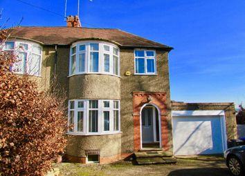 Thumbnail 3 bedroom semi-detached house for sale in Northampton Road, Chapel Brampton, Northampton