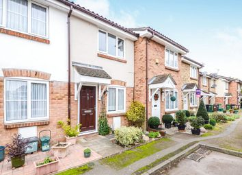 Thumbnail 1 bedroom terraced house for sale in Willoughby Court, London Colney, St. Albans