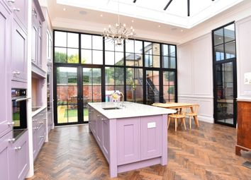 Thumbnail 3 bed flat for sale in Rossett Green Lane, Harrogate