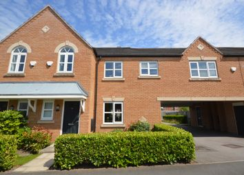 Thumbnail 3 bed terraced house for sale in Mill Pool Way, Elworth, Sandbach