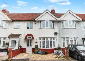 Thumbnail 3 bed terraced house for sale in Mill Road, Totton, Southampton
