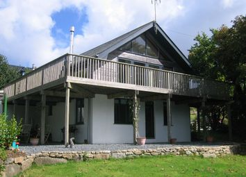 Thumbnail 6 bed detached house for sale in Cucurrian, Ludgvan, Penzance
