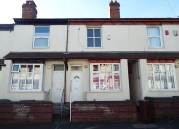 Thumbnail 3 bed terraced house for sale in Maxwell Road, Wolverhampton, West Midlands