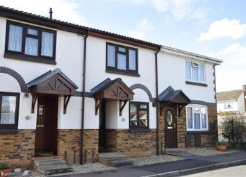 Thumbnail 2 bed terraced house to rent in Fulford Drive, Cullompton