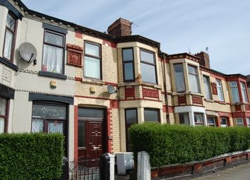 Thumbnail 5 bed terraced house for sale in St. Pauls Road, Wallasey