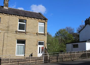 Thumbnail 2 bed end terrace house to rent in Huddersfield Road, Brighouse