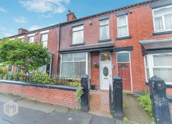 Thumbnail 4 bedroom terraced house for sale in Lord Street, Kearsley, Bolton, Lancashire