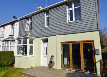 Thumbnail 4 bed end terrace house for sale in Hartop Road, Torquay