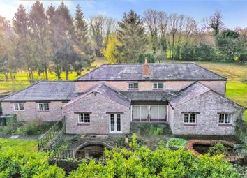 Thumbnail 5 bed detached house for sale in Church End, Purton, Swindon