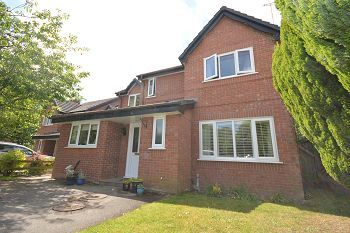 Thumbnail 4 bed detached house to rent in Newtons Crescent, Winterley, Sandbach