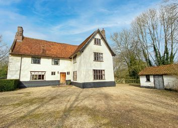 Thumbnail 5 bed detached house for sale in Norwich Road, Tacolneston, Norwich