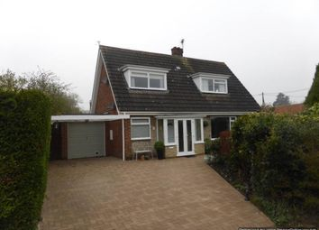 Thumbnail 4 bed detached house for sale in The Paddocks, Willingham By Stow, Gainsborough