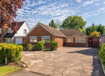 Woodstock Drive, Ickenham, Uxbridge UB10. 3 bed detached bungalow
