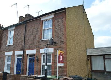 Thumbnail 2 bed semi-detached house to rent in Albion Road, St Albans