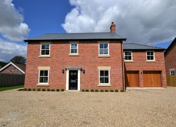 Thumbnail 4 bedroom detached house for sale in Shop Street, Whinburgh, Dereham, Norfolk.