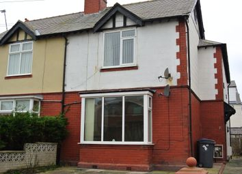 Thumbnail 1 bed flat to rent in Edenvale Avenue, Bispham, Blackpool