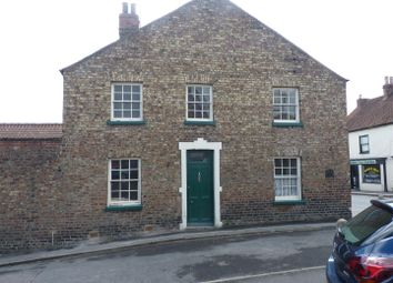 Thumbnail 2 bed semi-detached house to rent in 18 Newbiggin, Malton