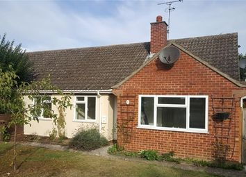 Thumbnail 3 bedroom semi-detached bungalow to rent in Lamble Close, Beck Row, Bury St. Edmunds