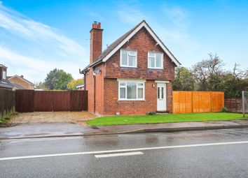 Thumbnail 3 bed detached house for sale in Norwood Road, March