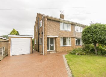 3 bed semi-detached house for sale in Endowood Road, Somersall, Chesterfield S40