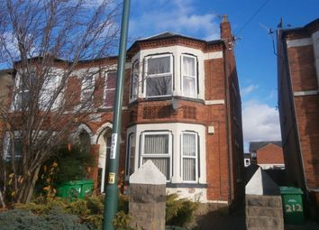 Thumbnail 3 bed semi-detached house for sale in Highbury Road, Nottingham