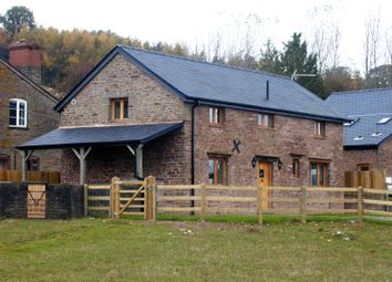 Thumbnail 2 bed barn conversion to rent in Walterstone, Herefordshire