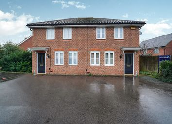 Thumbnail 3 bed semi-detached house to rent in Chrysanthemum Drive, Shinfield, Reading
