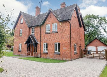 Thumbnail 6 bed detached house for sale in The Woodlands, Stone, Staffordshire