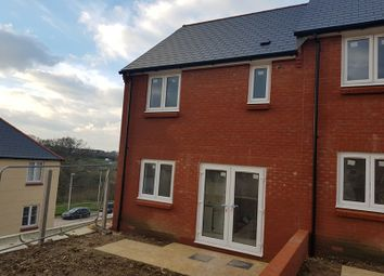 Thumbnail 2 bed end terrace house for sale in Plot 122, Dukes Way, Axminster