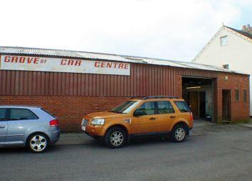 Thumbnail Commercial property for sale in Grove Street Garage, Grove Street, Stockton-On-Tees, Cleveland