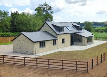 Thumbnail 4 bed detached house for sale in Woolston, North Cadbury, Yeovil, Somerset