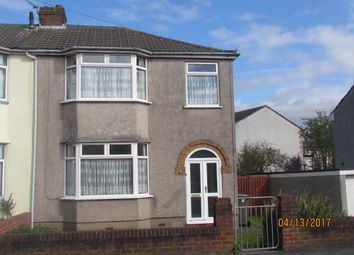 Thumbnail 3 bed terraced house to rent in Elmfield, Kingswood, Bristol