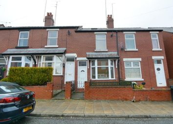 Thumbnail 3 bed terraced house for sale in Gill Street, Portwood, Stockport