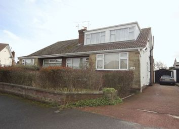 3 bed semi-detached bungalow for sale in Ambleside Close, Thingwall, Wirral CH61