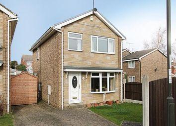 Thumbnail 3 bedroom detached house for sale in Staniforth Avenue, Eckington, Sheffield, Derbyshire