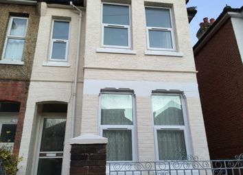 Thumbnail 4 bedroom semi-detached house for sale in Burlington Road, Polygon, Southampton