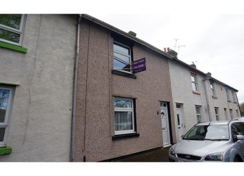 Thumbnail 3 bed terraced house for sale in Findlay Place, Workington
