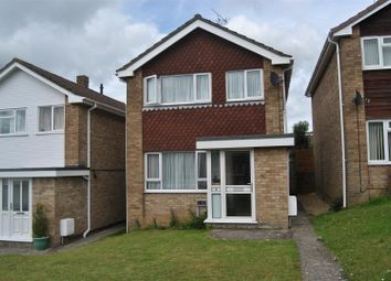 Thumbnail 3 bed detached house for sale in Windrush, Highworth, Swindon