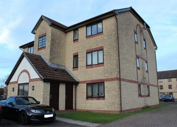 Thumbnail 1 bed flat for sale in Campion Close, Locking Castle, Weston-Super-Mare, North Somerset