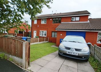 Thumbnail 3 bed end terrace house for sale in Warlow Drive, Leigh, Lancashire