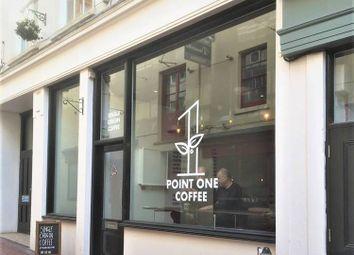 Thumbnail Retail premises to let in Brighton Place, Brighton